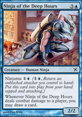 Ninja of the Deep Hours - Foil on Channel Fireball