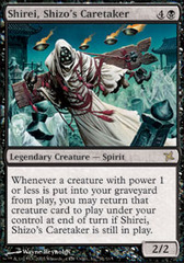 Shirei, Shizo's Caretaker - Foil on Ideal808