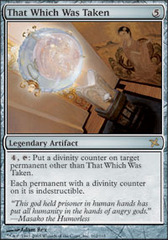 That Which Was Taken - Foil on Channel Fireball