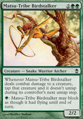Matsu-Tribe Birdstalker - Foil