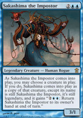 Sakashima the Impostor - Foil on Channel Fireball