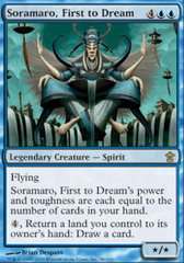 Soramaro, First to Dream - Foil