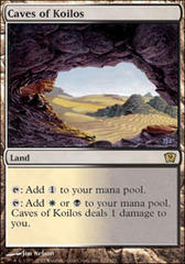 Caves of Koilos - Foil on Channel Fireball