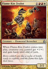 Flame-Kin Zealot - Foil on Ideal808