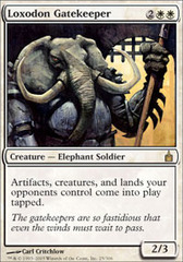 Loxodon Gatekeeper - Foil on Ideal808