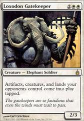 Loxodon Gatekeeper - Foil