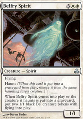 Belfry Spirit - Foil on Channel Fireball