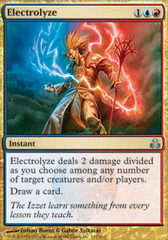 Electrolyze - Foil on Channel Fireball