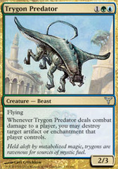Trygon Predator - Foil on Channel Fireball