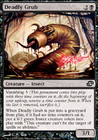 Deadly Grub - Foil