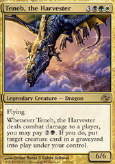 Teneb, the Harvester - Foil on Channel Fireball