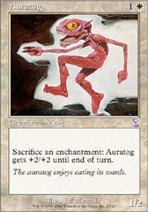 Auratog - Foil on Channel Fireball