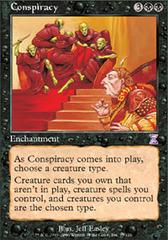 Conspiracy - Foil