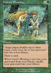 Gaea's Blessing - Foil on Channel Fireball