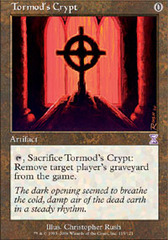 Tormod's Crypt - Foil on Channel Fireball