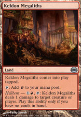 Keldon Megaliths - Foil on Ideal808