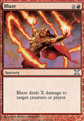 Blaze - Foil