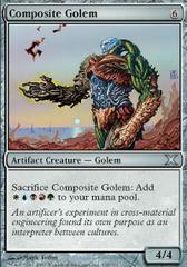 Composite Golem - Foil