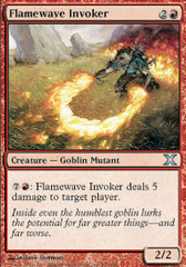 Flamewave Invoker - Foil