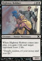 Highway Robber - Foil