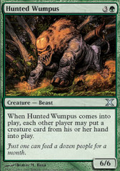 Hunted Wumpus - Foil
