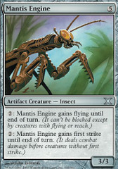 Mantis Engine - Foil