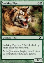 Stalking Tiger - Foil