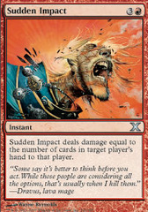 Sudden Impact - Foil