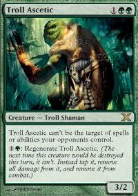 Troll Ascetic - Foil