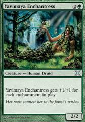 Yavimaya Enchantress - Foil