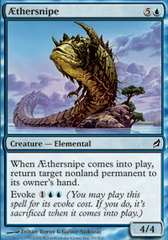AEthersnipe - Foil on Channel Fireball