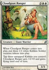 Cloudgoat Ranger - Foil