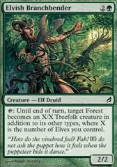 Elvish Branchbender - Foil