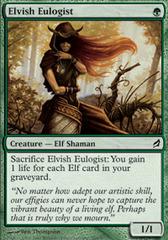 Elvish Eulogist - Foil
