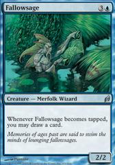 Fallowsage - Foil