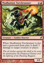 Mudbutton Torchrunner - Foil