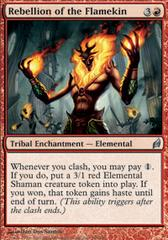Rebellion of the Flamekin - Foil