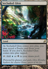 Secluded Glen - Foil on Channel Fireball