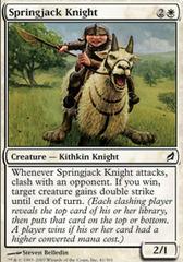 Springjack Knight - Foil