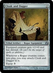 Cloak and Dagger - Foil on Channel Fireball