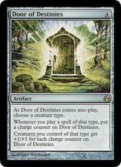 Door of Destinies - Foil on Channel Fireball