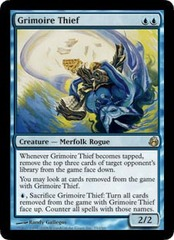 Grimoire Thief - Foil on Ideal808