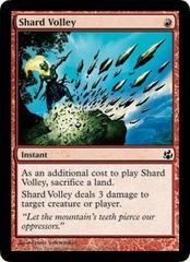 Shard Volley - Foil