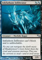 Inkfathom Infiltrator - Foil