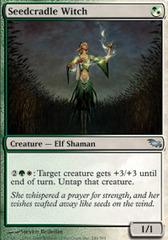 Seedcradle Witch - Foil
