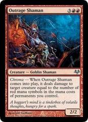 Outrage Shaman - Foil