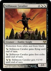 Stillmoon Cavalier - Foil on Channel Fireball