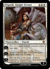Elspeth, Knight-Errant - Foil on Ideal808