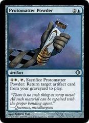 Protomatter Powder - Foil