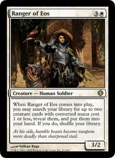Ranger of Eos - Foil